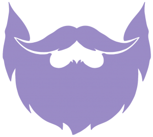 facial hair icon